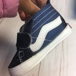 f7019711a1e9 Kids  Blue Vans Sneakers on Poshmark